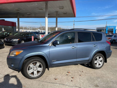 2007 Toyota RAV4 for sale at Baton Rouge Auto Sales in Baton Rouge LA