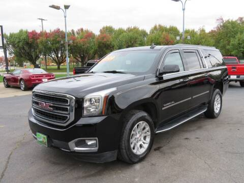 2017 GMC Yukon XL for sale at Low Cost Cars North in Whitehall OH