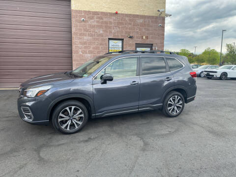 2020 Subaru Forester for sale at CarNu  Sales in Warminster PA