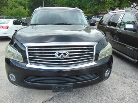 2011 Infiniti QX56 for sale at Payday Motor Sales in Lakeland FL