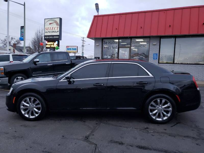 2015 Chrysler 300 for sale at Select Auto Group in Wyoming MI