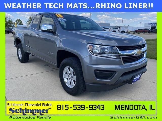 2018 Chevrolet Colorado for sale in Mendota, IL