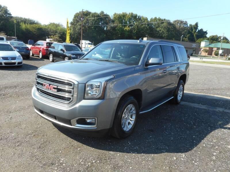 2018 GMC Yukon for sale at Auto Center Elite Vehicles LLC in Spartanburg SC