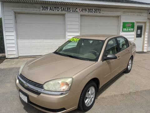 2005 Chevrolet Malibu for sale at 309 Auto Sales LLC in Harrod OH