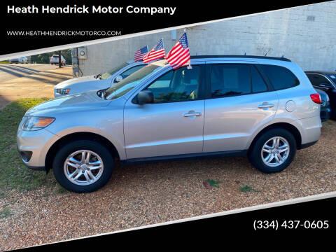 2012 Hyundai Santa Fe for sale at Heath Hendrick Motor Company in Greenville AL