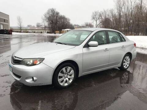 2011 Subaru Impreza for sale at Angies Auto Sales LLC in Newport MN