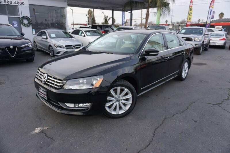 2013 Volkswagen Passat for sale at Industry Motors in Sacramento CA