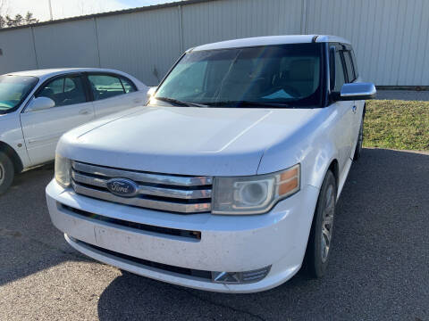 2009 Ford Flex for sale at Blake Hollenbeck Auto Sales in Greenville MI