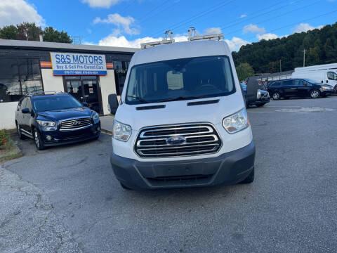 2016 Ford Transit Passenger for sale at S & S Motors in Marietta GA