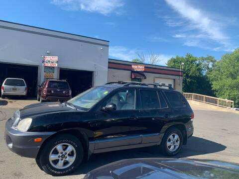 2006 Hyundai Santa Fe for sale at Mike's Auto Sales in Rochester NY