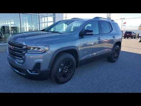 2020 GMC Acadia for sale at Herman Jenkins Used Cars in Union City TN