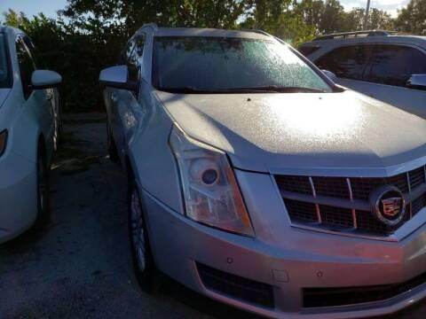 2010 Cadillac SRX for sale at JacksonvilleMotorMall.com in Jacksonville FL