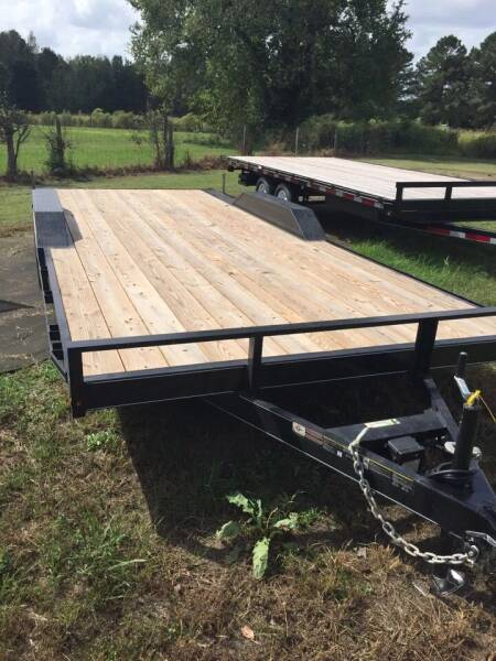 2020 New Carry-On 8.5x20 Car Hauler 10K Trailer for sale at Tripp Auto & Cycle Sales Inc in Grimesland NC