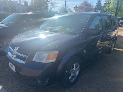 2008 Dodge Grand Caravan for sale at Nelson's Straightline Auto - 23923 Burrows Rd in Independence WI