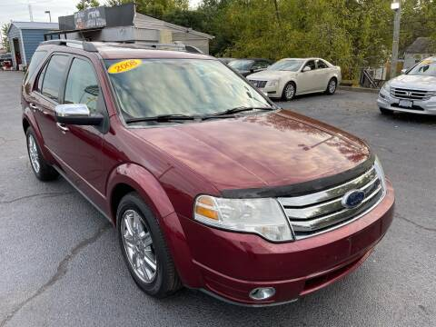 2008 Ford Taurus X for sale at LexTown Motors in Lexington KY