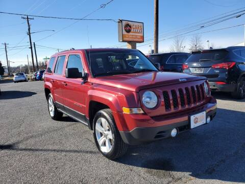2013 Jeep Patriot for sale at Cars 4 Grab in Winchester VA