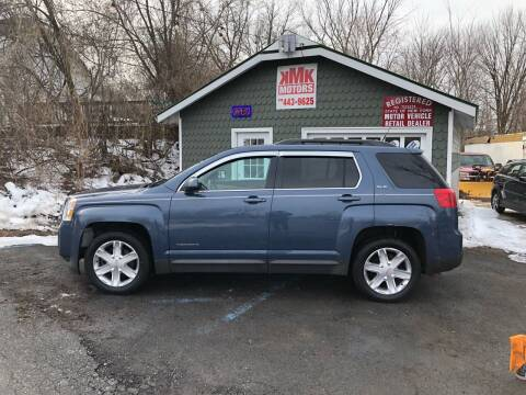 2012 GMC Terrain for sale at KMK Motors in Latham NY