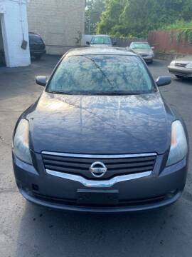 2008 Nissan Altima for sale at North Hill Auto Sales in Akron OH