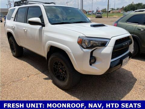 2019 Toyota 4Runner for sale at STANLEY FORD ANDREWS in Andrews TX