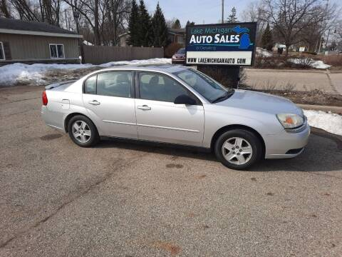2005 Chevrolet Malibu for sale at Lake Michigan Auto Sales & Detailing in Allendale MI