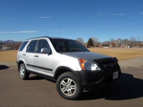 2002 Honda CR-V for sale at Nations Auto in Lakewood CO