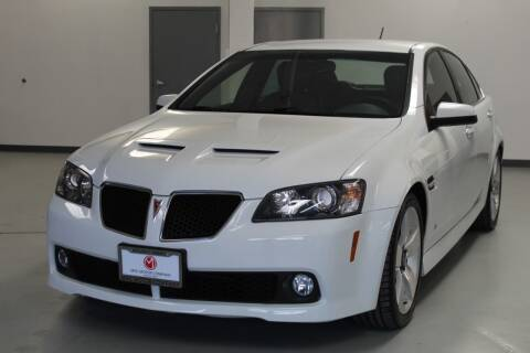2009 Pontiac G8 for sale at Mag Motor Company in Walnut Creek CA