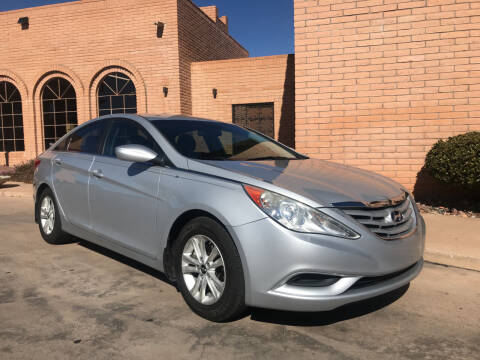 2011 Hyundai Sonata for sale at Freedom  Automotive in Sierra Vista AZ