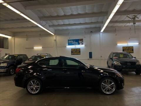 2006 Lexus IS 250 for sale at Cuellars Automotive in Sacramento CA