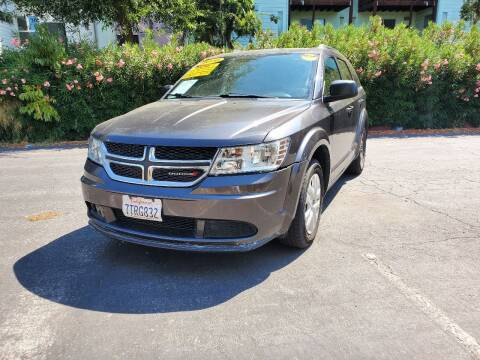 2016 Dodge Journey for sale at ALL CREDIT AUTO SALES in San Jose CA