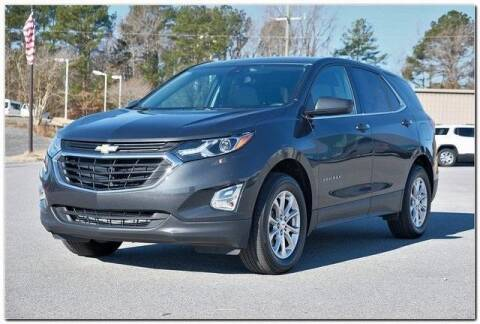 2020 Chevrolet Equinox for sale at WHITE MOTORS INC in Roanoke Rapids NC