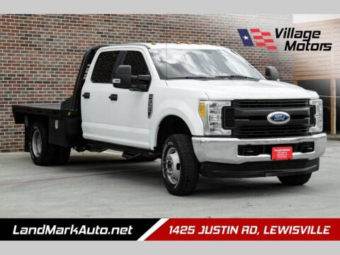 2017 Ford F-350 Super Duty for sale at Village Motors in Lewisville TX