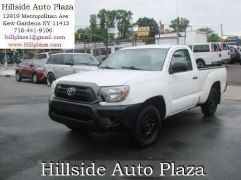 2014 Toyota Tacoma for sale at Hillside Auto Plaza in Kew Gardens NY