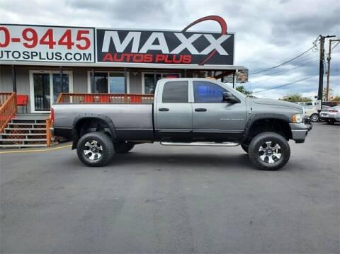 2005 Dodge Ram Pickup 3500 for sale at Ralph Sells Cars at Maxx Autos Plus Tacoma in Tacoma WA