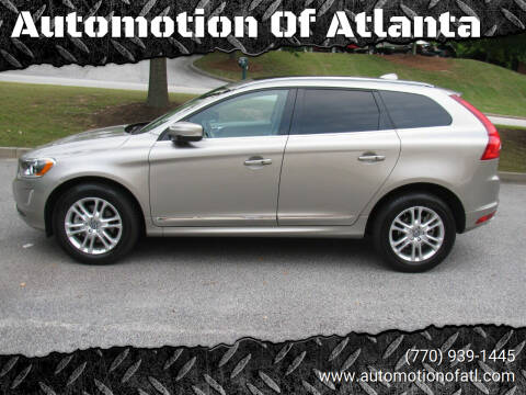 2015 Volvo XC60 for sale at Automotion Of Atlanta in Conyers GA