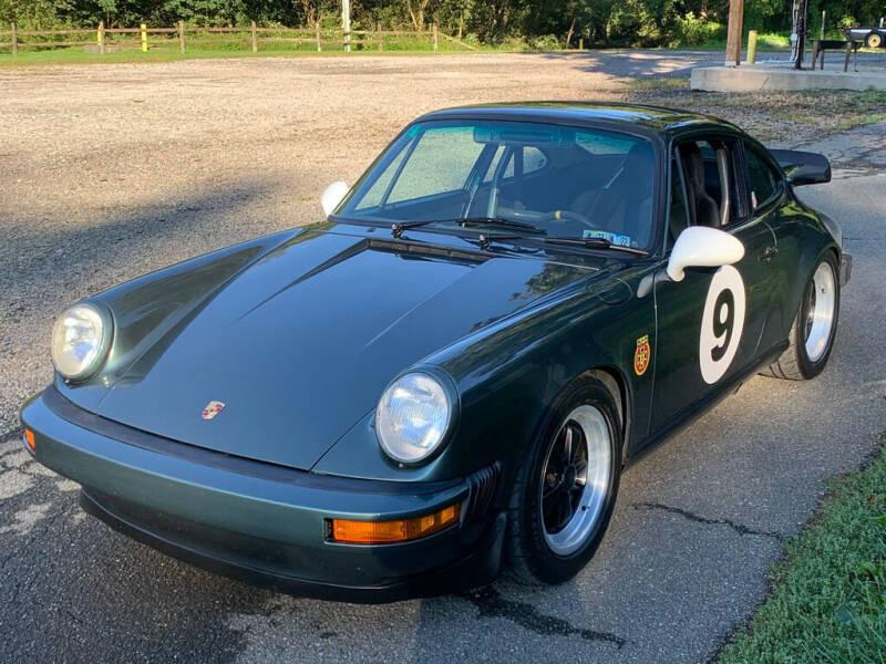 1986 Porsche 911 for sale at AIC Auto Sales in Quarryville PA