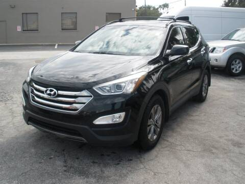 2015 Hyundai Santa Fe Sport for sale at Priceline Automotive in Tampa FL