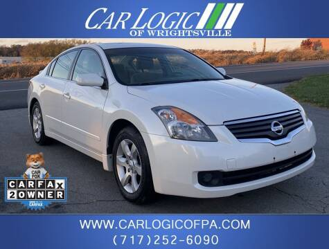 2008 Nissan Altima for sale at Car Logic in Wrightsville PA