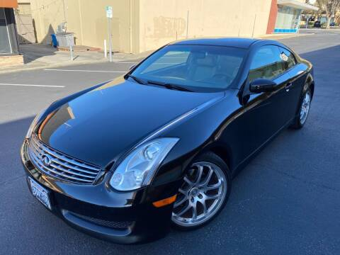 2006 Infiniti G35 for sale at Car House in San Mateo CA