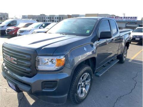 2015 GMC Canyon for sale at AutoDeals in Hayward CA