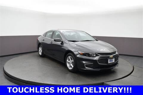 2017 Chevrolet Malibu for sale at M & I Imports in Highland Park IL