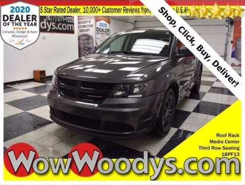 2018 Dodge Journey for sale at WOODY'S AUTOMOTIVE GROUP in Chillicothe MO