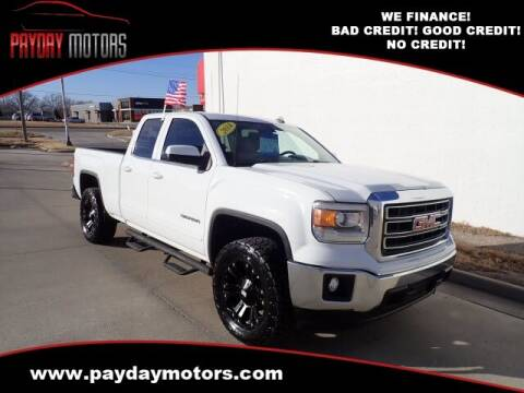 2014 GMC Sierra 1500 for sale at Payday Motors in Wichita And Topeka KS