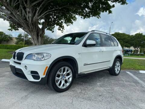 2012 BMW X5 for sale at GERMANY TECH in Boca Raton FL