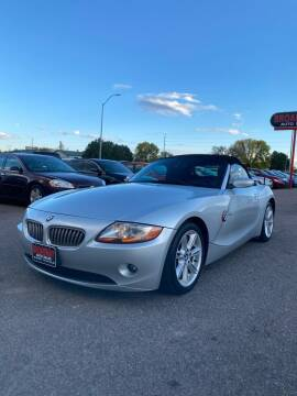 2003 BMW Z4 for sale at Broadway Auto Sales in South Sioux City NE