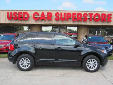 2013 Ford Edge for sale at Checkered Flag Auto Sales NORTH in Lakeland FL