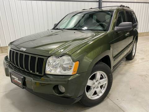 2007 Jeep Grand Cherokee for sale at EUROPEAN AUTOHAUS, LLC in Holland MI