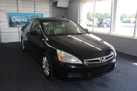 2007 Honda Accord for sale at Drive Auto Sales in Matthews NC