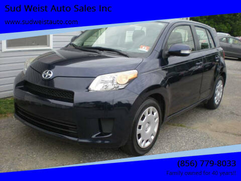 2013 Scion xD for sale at Sud Weist Auto Sales Inc in Maple Shade NJ
