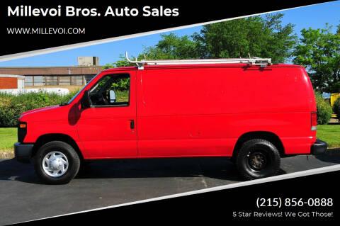 2013 Ford E-Series Cargo for sale at Millevoi Bros. Auto Sales in Philadelphia PA