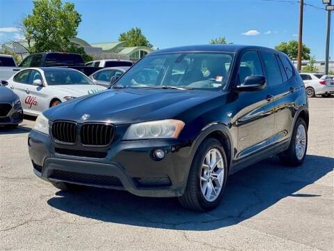 2011 BMW X3 for sale at Central Auto in South Salt Lake UT